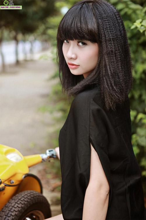 10 cô gái đẹp nhất Thành Vinh - 16