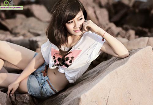 10 cô gái đẹp nhất Thành Vinh - 11