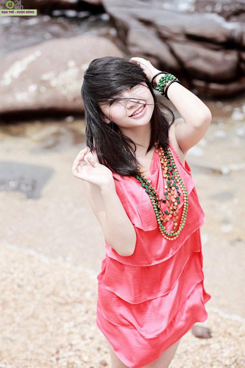 10 cô gái đẹp nhất Thành Vinh - 15