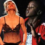 Ca nhạc - MTV - Madonna vô tư cởi đồ trước mặt con