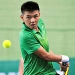 """Thể thao - Tay vợt 15 tuổi lại """"đại náo"""" tennis Việt"""