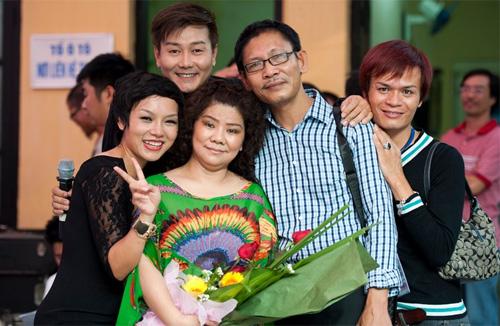 NSND Thanh Hoa mừng sinh nhật tuổi 63 - 7
