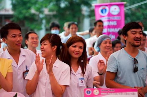 NSND Thanh Hoa mừng sinh nhật tuổi 63 - 5