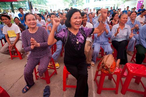 NSND Thanh Hoa mừng sinh nhật tuổi 63 - 6