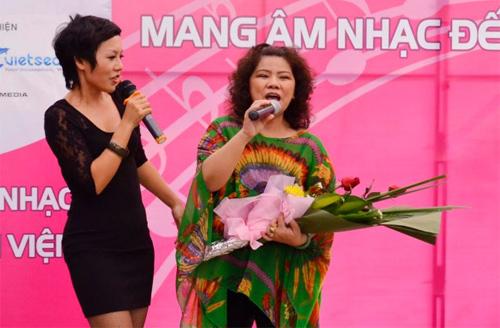 NSND Thanh Hoa mừng sinh nhật tuổi 63 - 4