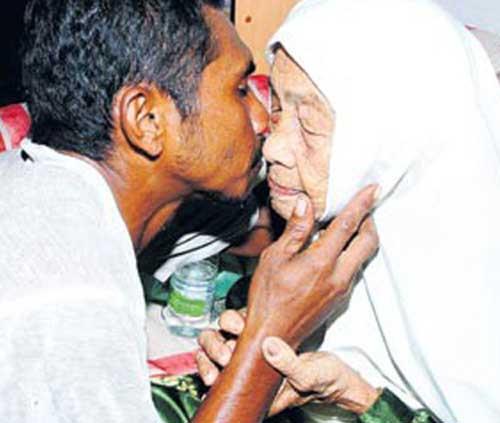 Cụ bà 109 tuổi với 23 đời chồng trẻ - 2