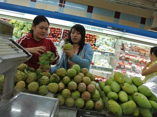 Cách nhận biết trái cây Trung Quốc - 1