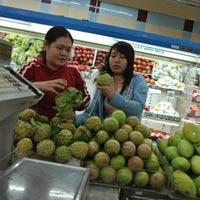 Cách nhận biết trái cây Trung Quốc