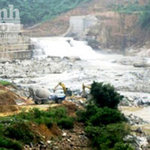 Tin tức trong ngày - Vỡ đập Thủy điện Đăkrông III
