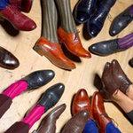 Thời trang - Những đôi giày buộc giây