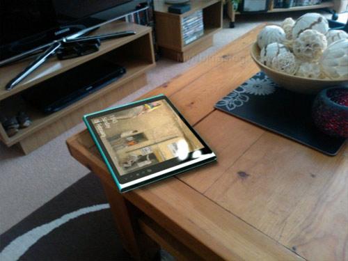 Nokia rò rỉ máy tính bảng thiết kế đẹp - 1