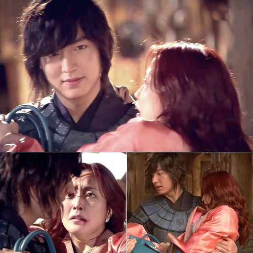 """15 pha """"yêu"""" của Lee Min Ho với bà chị - 2"""