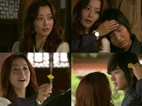 """15 pha """"yêu"""" của Lee Min Ho với bà chị - 5"""