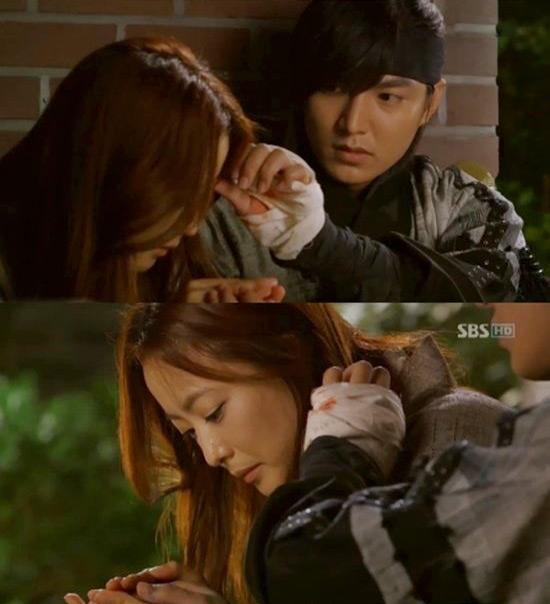"""15 pha """"yêu"""" của Lee Min Ho với bà chị - 6"""