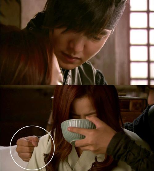 """15 pha """"yêu"""" của Lee Min Ho với bà chị - 9"""