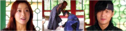 """15 pha """"yêu"""" của Lee Min Ho với bà chị - 8"""