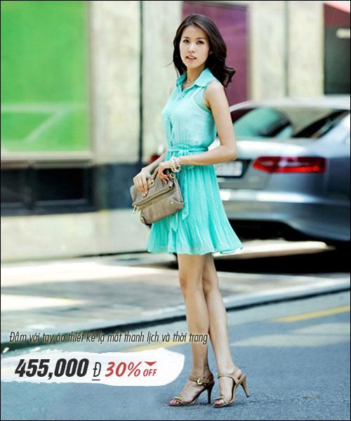 Săn hàng thời trang Korea giảm giá - 3
