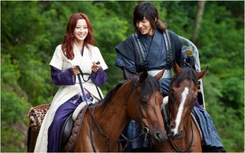 """15 pha """"yêu"""" của Lee Min Ho với bà chị - 4"""