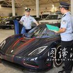 Ô tô - Xe máy - Koenigsegg dừng chân ở Việt Nam là xe trốn thuế