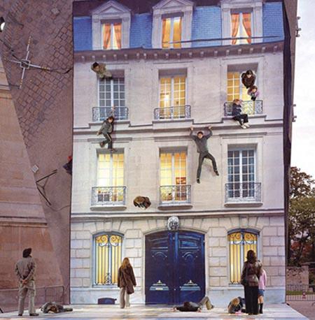 12 kiến trúc tạo ảo giác như thật - 6