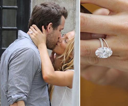 Lóa mắt với nhẫn cưới của sao - 11