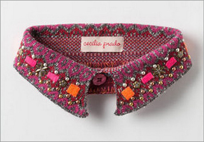 Mẫu cổ áo nào cho mùa Thu - Đông 2012? - 2