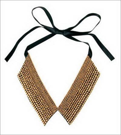 Mẫu cổ áo nào cho mùa Thu - Đông 2012? - 6