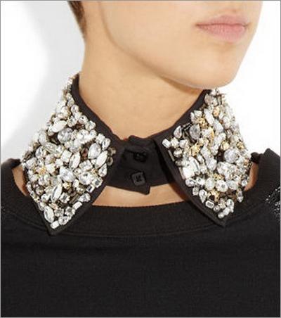Mẫu cổ áo nào cho mùa Thu - Đông 2012? - 9