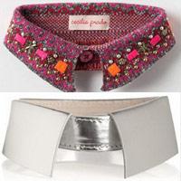 Mẫu cổ áo nào cho mùa Thu - Đông 2012?