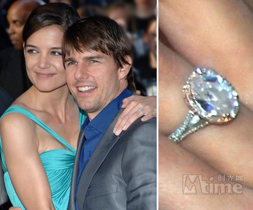 Lóa mắt với nhẫn cưới của sao - 1