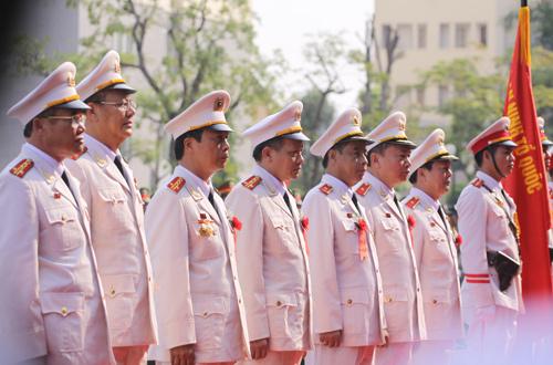Lễ khai giảng hoành tráng của HV Cảnh sát - 1