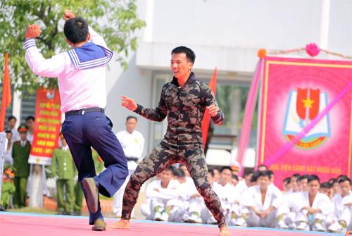 Lễ khai giảng hoành tráng của HV Cảnh sát - 16