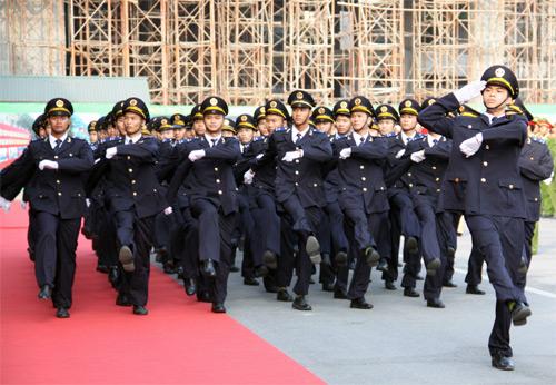 Lễ khai giảng hoành tráng của HV Cảnh sát - 14