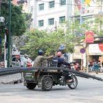 Tin tức trong ngày - Hà Nội tràn lan xe ba bánh tự chế