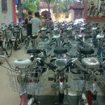 Thị trường - Tiêu dùng - Xe đạp điện Trung Quốc bị tẩy chay