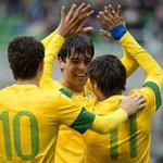 Bóng đá - Nhật Bản – Brazil: Phô diễn sức mạnh