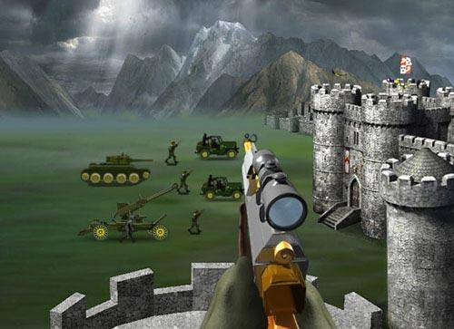 Game hay: Doremon và cuộc chiến xe tăng - 5