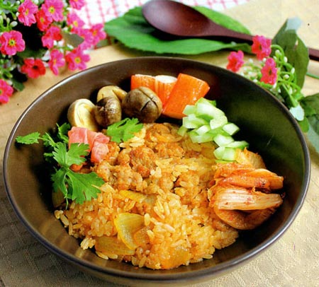 Mì Udon trứng gà bổ dưỡng - 2