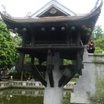 Chùa Một Cột được công nhận kỷ lục châu Á
