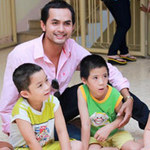 Phim - Đức Tiến rủ sao Việt về quê từ thiện