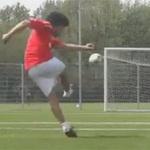 Bóng đá - Top những pha sút bóng không tưởng (P1)