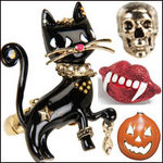 """Thời trang - Những phụ kiện """"quỷ ám"""" ngày Halloween"""