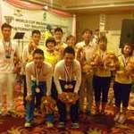 Thể thao - Bóng gỗ: Môn thể thao lạ ở Việt Nam