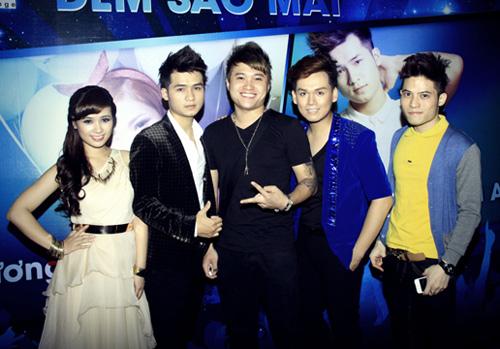Hương Giang Idol mai mối cho Hà Anh - 9