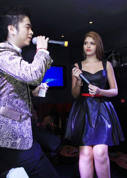 Hương Giang Idol mai mối cho Hà Anh - 10