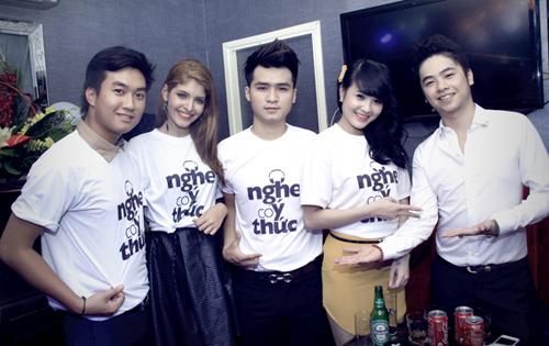 Hương Giang Idol mai mối cho Hà Anh - 11