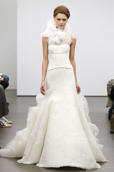 Váy cưới hợp mốt dành cho các tín đồ - 14