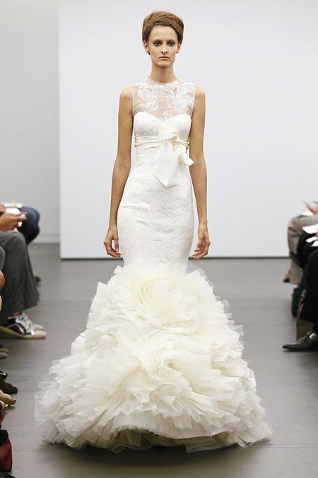 Váy cưới hợp mốt dành cho các tín đồ - 15