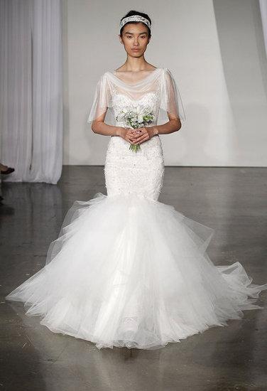 Váy cưới hợp mốt dành cho các tín đồ - 2