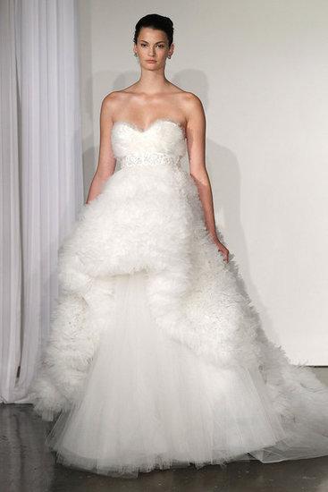 Váy cưới hợp mốt dành cho các tín đồ - 5